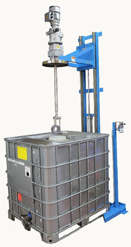 Aufrührstation 1000 Liter