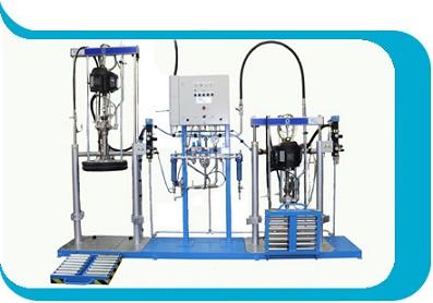 Doppelram Anlage 200 Liter Förderung Fassentleerungsanlage