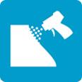 Wachsdüse, Handdüse Spezialdüse Düse für Unterbodenschutz Auftragsdüsen Sealerdüse Düse Nahtabdichtung Handapplikation