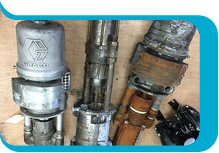 Reparatur FluidSystems Service FluidSystems
